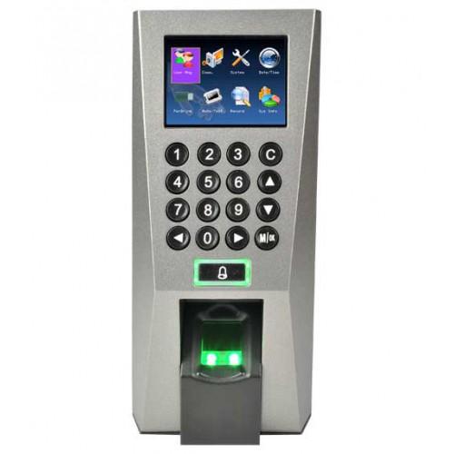 Máy chấm công và kiểm soát cửa dùng vân tay Ronald Jack F18, đại lý, phân phối,mua bán, lắp đặt giá rẻ